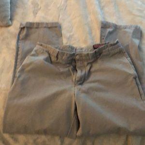 Men's khaki Vineyard Vines club pants size 35x32